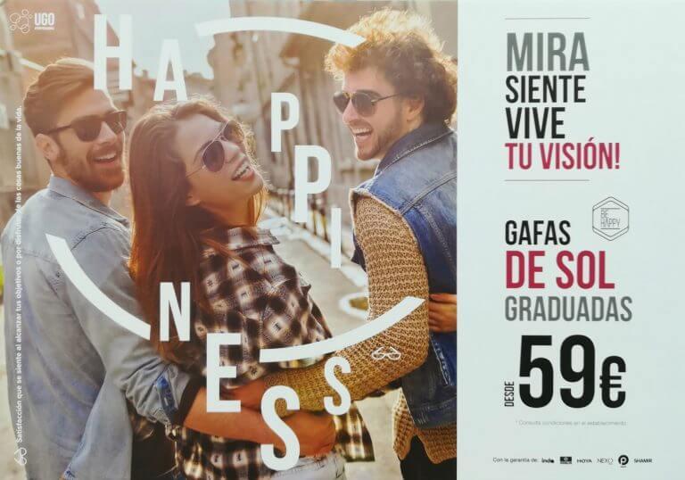 Oferta gafas de sol graduadas Ibioptics